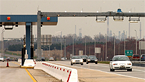 Biddle Toll Plaza
